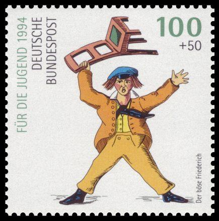 Friederich der Wüterich